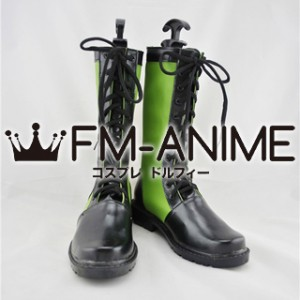 Black Lagoon Revy Cosplay Shoes Boots