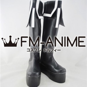 Black Rock Shooter Cosplay Shoes Boots (Anime Version)