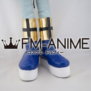 Disgaea D2: A Brighter Darkness Archer Cosplay Shoes Boots