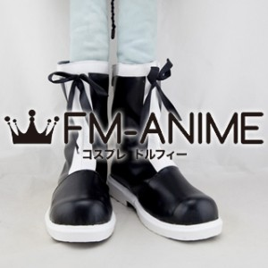 Touhou Project Marisa Kirisame Cosplay Shoes Boots (Kourindou Version)