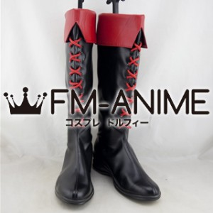 Gintama: The Movie: The Final Chapter: Be Forever Yorozuya Kagura Cosplay Shoes Boots