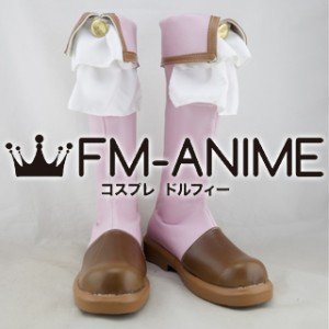 Love Live! Kotori Minami Cosplay Shoes Boots #B526