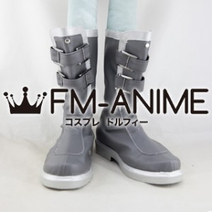 Sword Art Online Kirito / Kazuto Kirigaya (Gun Gale Online, GGO) Cosplay Shoes Boots #B530 (Anime Version)