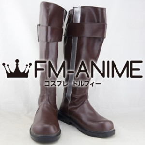 Dragon Nest Cleric Marine Costume Cosplay Shoes Boots