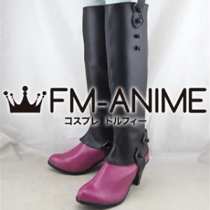 Zone-00 Shinjuro Cosplay Shoes Boots