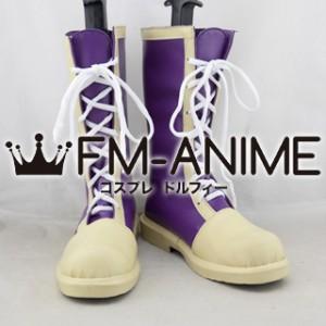 Hitman Reborn! Hibari Kyoya Cosplay Shoes Boots