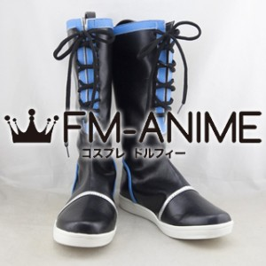 K Project (anime) Misaki Yata Cosplay Shoes Boots #B633