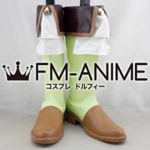 Love Live! Rin Hoshizora SR Card Sweet Ramen Cosplay Shoes Boots #B637