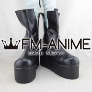 Angel Sanctuary Michael Cosplay Shoes Boots #B638 (Heel 5cm)