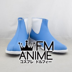 One Piece Sanji Cosplay Shoes Boots #B644