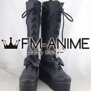 Date A Live Kurumi Tokisaki Cosplay Shoes Boots