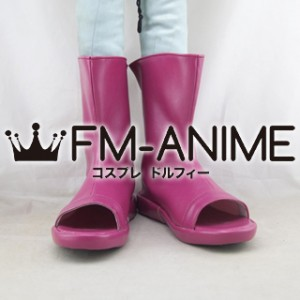 Naruto Himawari Uzumaki Cosplay Shoes Boots