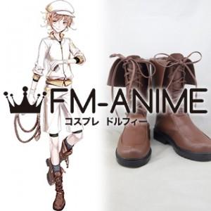 Touken Ranbu Monoyoshi Sadamune Cosplay Shoes Boots
