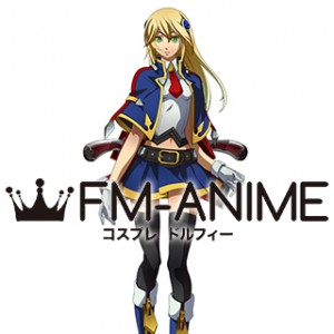 BlazBlue: Chrono Phantasma Noel Vermillion Cosplay Costume