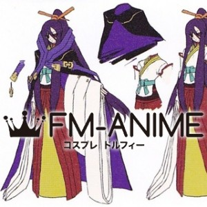 BlazBlue Hades: Izanami Cosplay Costume