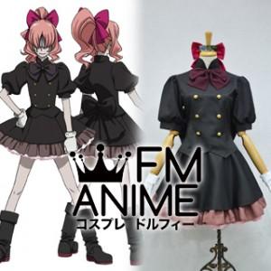 Blood Blockade Battlefront Aligura Cosplay Costume