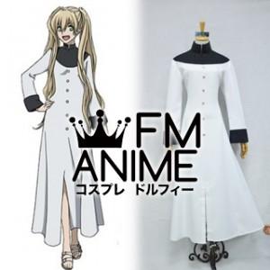 Blood Blockade Battlefront White Dress Cosplay Costume