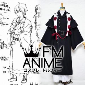 Blue Exorcist Kinzo Shima Cosplay Costume