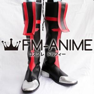 BlazBlue Noel Vermillion 2P Color Cosplay Shoes Boots