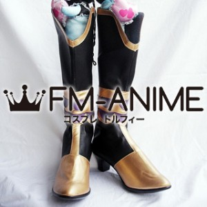 Legends of the Three Kingdoms Lady Zhen / Zhen Ji Cosplay Shoes Boots