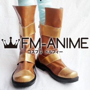 Super Robot Wars Original Generation: Divine Wars Masaki Andoh Cosplay Shoes Boots