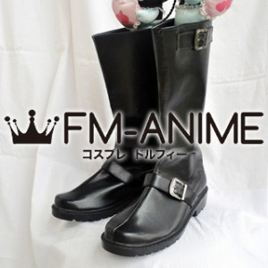 IS (Infinite Stratos) Laura Bodewig Cosplay Shoes Boots