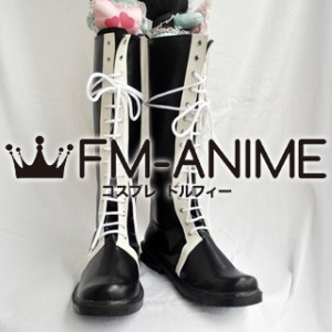 Blue Exorcist Renzo Shima Cosplay Shoes Boots