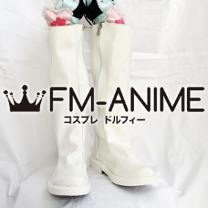 Shining Tears / Shining Wind Ryuna Cosplay Shoes Boots