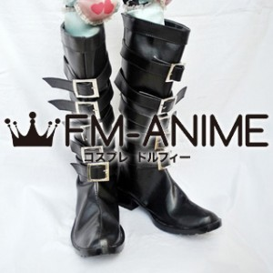 Alice: Madness Returns Alice Liddell Cosplay Shoes Boots