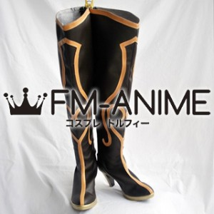 Tales of Xillia Elize Lutus Cosplay Shoes Boots