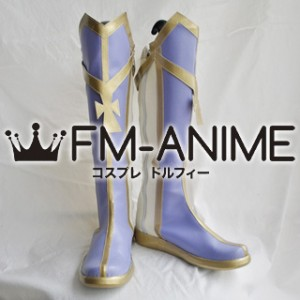 Seal Online Priest Cosplay Shoes Boots