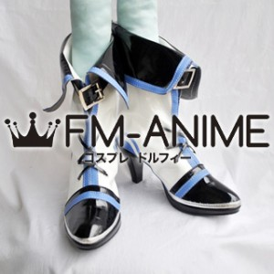 Grand Chase Mari Cosplay Shoes Boots