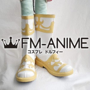 Touhou Project Toyosatomimi no Miko Cosplay Shoes Boots