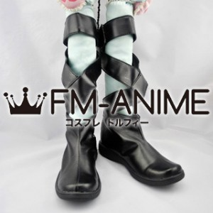 Saint Seiya Gold Saints Aries Mu Cosplay Shoes Boots