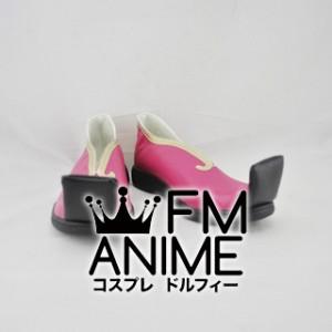 Koihime Musou Enjutsu Kouro Cosplay Shoes