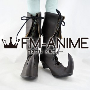 Wand of Fortune Lulu Cosplay Shoes Boots