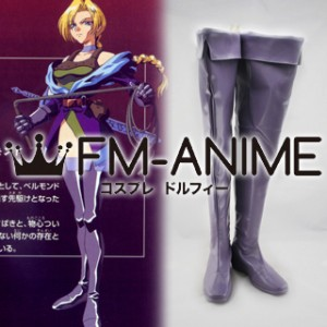 Castlevania Legends Sonia Belmont Cosplay Shoes Boots