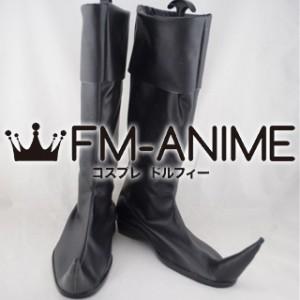 Sound Horizon 聖戦のイベリア Shaytan Cosplay Shoes Boots
