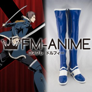 Unlight Friedrich Cosplay Shoes Boots