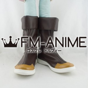 Ragnarok Online Novice (Male) Cosplay Shoes Boots