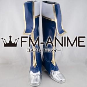BlazBlue Jin Kisaragi Cosplay Shoes Boots