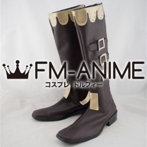Unlight Voland Cosplay Shoes Boots