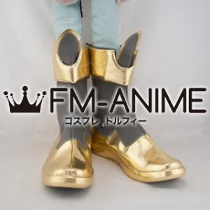 Ixion Saga Dimensional Transfer Kon Hokaze Cosplay Shoes Boots