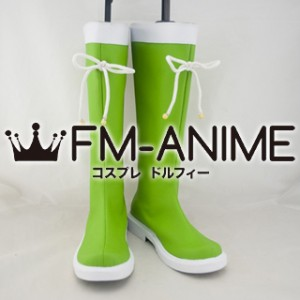 Date A Live Yoshino Cosplay Shoes Boots