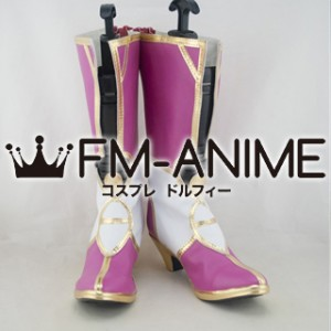 Wand of Fortune 2 Lulu Cosplay Shoes Boots