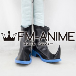 Dragon Nest Academic Cosplay Shoes Boots (Blue)