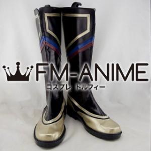 Juuza Engi: Engetsu Sangokuden Kakouton (Jyuzaengi) Cosplay Shoes Boots