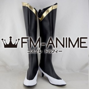 Tales of the Abyss Tear Grants Cosplay Shoes Boots