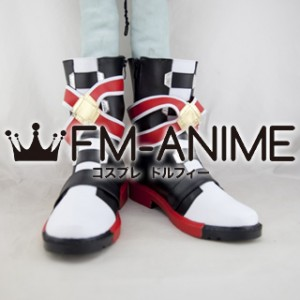 Elsword Elesis Pyro Knight Cosplay Cosplay Shoes Boots