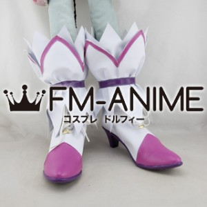 Elsword Aisha Dimension Witch Cosplay Shoes Boots